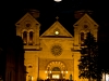 Moon Over Santa Fe Cathedral #3